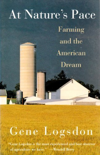 9780679758440: At Nature's Pace: Farming and the American Dream