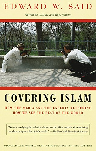 9780679758907: Covering Islam: How the Media and the Experts Determine How We See the Rest of the World