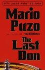 9780679759003: The Last Don (Random House Large Print)