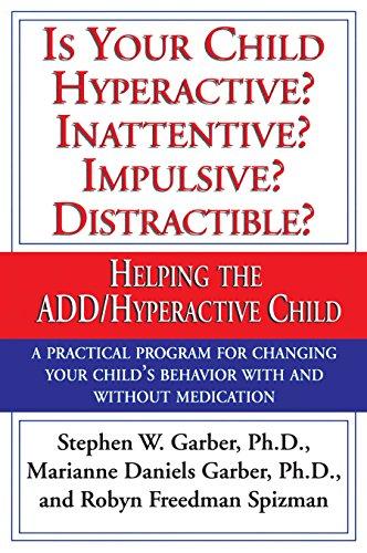 Is Your Child Hyperactive?: Garber, Stephen