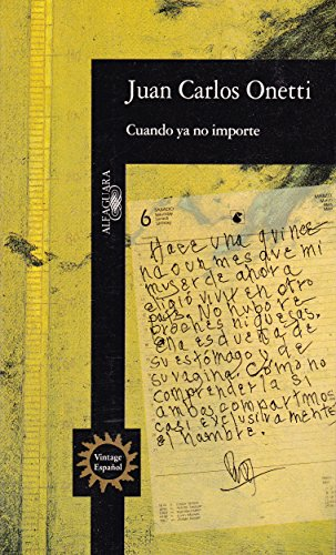 9780679760948: Cuando ya no importe (Spanish Edition)