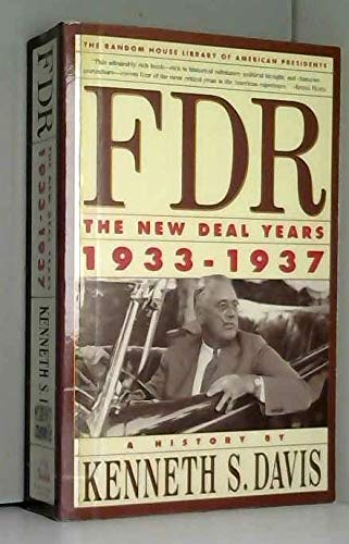 9780679761242: FDR: The New Deal Years 1933-1937
