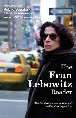 9780679761808: The Fran Lebowitz Reader