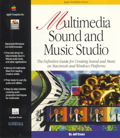 9780679761914: Multimedia Sound and Music Studio (Apple Newmedia Library)