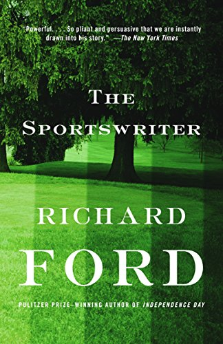 9780679762102: The Sportswriter: Bascombe Trilogy (1) (Vintage Contemporaries)