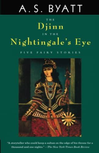 9780679762225: The Djinn in the Nightingale's Eye: Five Fairy Stories