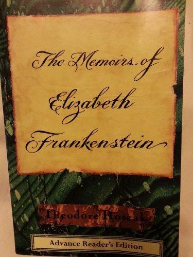 9780679762584: Memoirs of Elizabeth Frankenstein