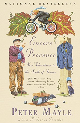 9780679762690: Encore Provence: New Adventures in the South of France (Vintage Departures)