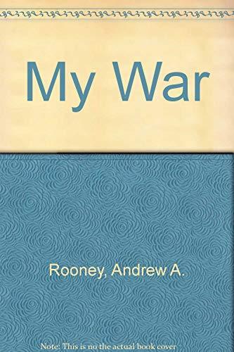 9780679762829: My War