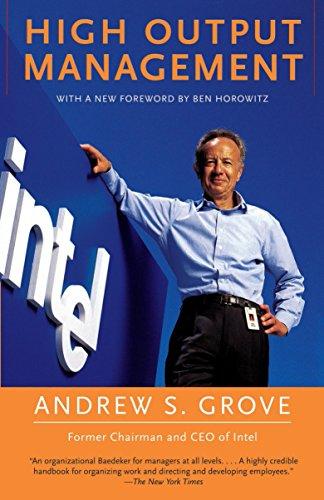 9780679762881: Grove, A: High Output Management