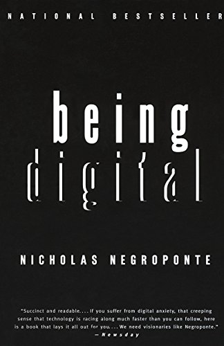 9780679762904: Being Digital