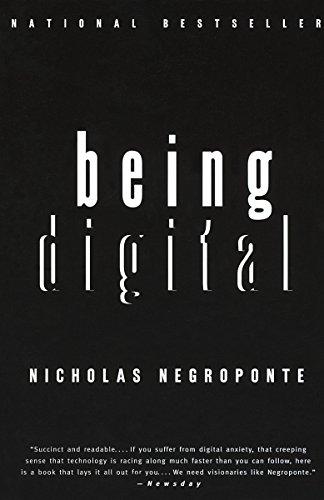 9780679762904: Being Digital