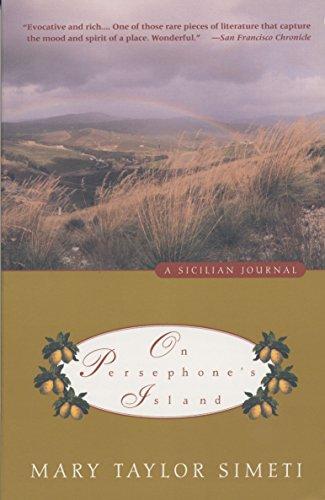 9780679764144: On Persephone's Island: A Sicilian Journal