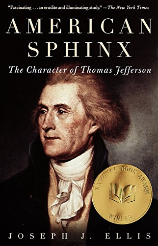 9780679764410: American Sphinx: The Character of Thomas Jefferson
