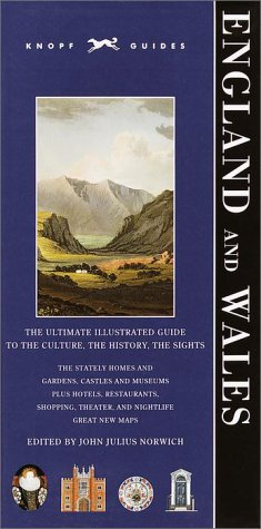 9780679764502: Knopf Guide: England and Wales (Knopf Guides)