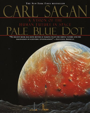 9780679764861: Pale Blue Dot: A Vision of the Human Future in Space