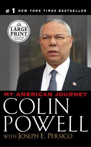 9780679765110: My American Journey: An Autobiography (Random House Large Print)