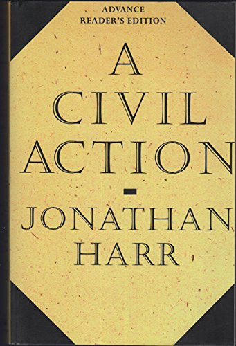 9780679765547: A civil action