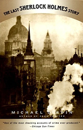 9780679766582: The Last Sherlock Holmes Story (Vintage Crime/Black Lizard)