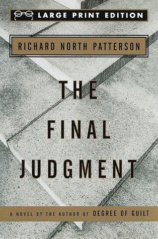 9780679766667: The Final Judgement (Random House Large Print)