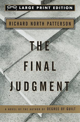 9780679766667: The Final Judgment: A Novel (Random House Large Print)