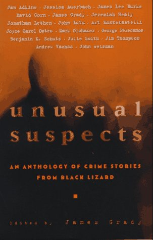 9780679767886: Unusual Suspects: A New Anthology of Crime Stories from Black Lizard
