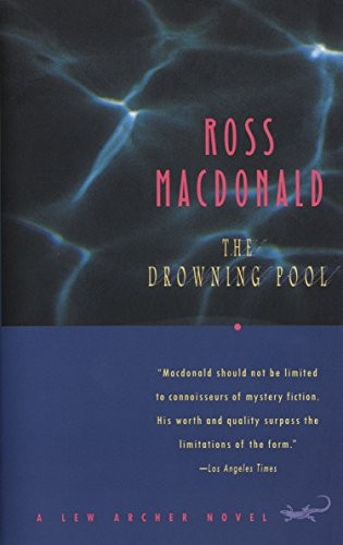 9780679768067: The Drowning Pool (Vintage crime / Black lizzard)