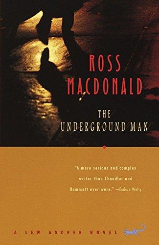 9780679768081: The Underground Man (Vintage Crime/Black Lizard)