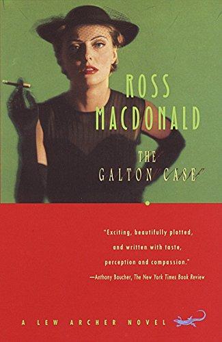 9780679768647: The Galton Case (Vintage Crime/Black Lizard)