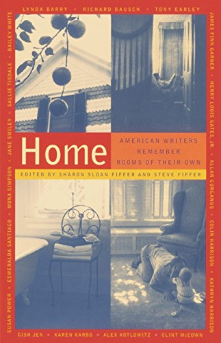 9780679768852: Home: American Writers Remember Rooms of Their Own