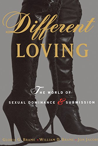 9780679769569: Different Loving: The World of Sexual Dominance and Submission