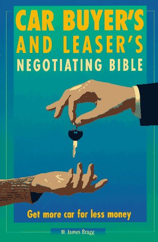 9780679769750: Car Buyer's and Leaser's Negotiating Bible