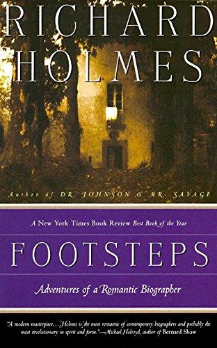 9780679770046: Footsteps: Adventures of a Romantic Biographer (Vintage Departures)