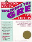 9780679771142: Cracking the GRE, 1997 ed (Annual)