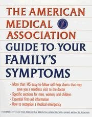 9780679771852: American Medical Association Guide to Your Family's Symptoms