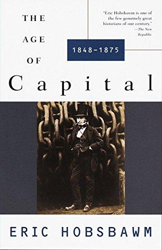 9780679772545: Age Of Capital 1848-1875