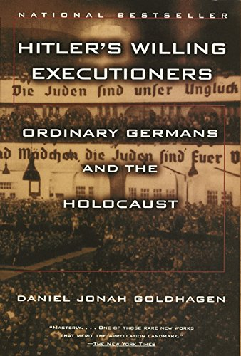 9780679772682: Hitler's Willing Executioners: Ordinary Germans and the Holocaust