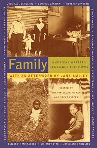 9780679772743: Family: American Writers Remember Their Own