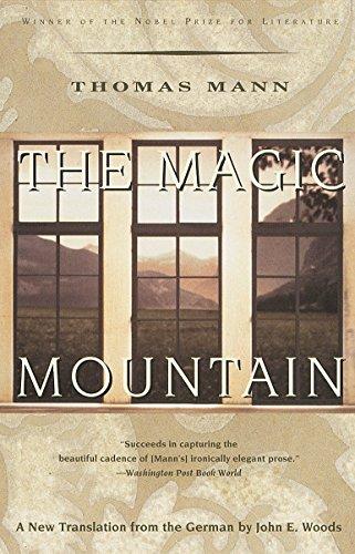 9780679772873: Magic Mountain (Vintage International)