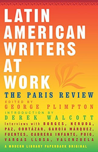 9780679773498: Latin American Writers at Work (Modern Library Paperbacks)