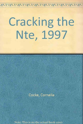 Cracking the PRAXIS with Sample Tests on CD-ROM, 1997 Edition: Cornelia Cocke