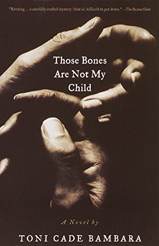 9780679774082: Those Bones Are Not My Child: A Novel