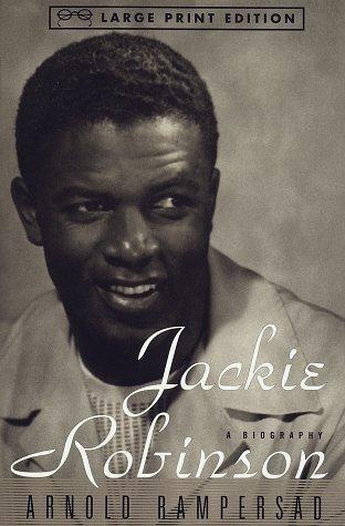 9780679774334: Jackie Robinson: A Biography (Random House Large Print)