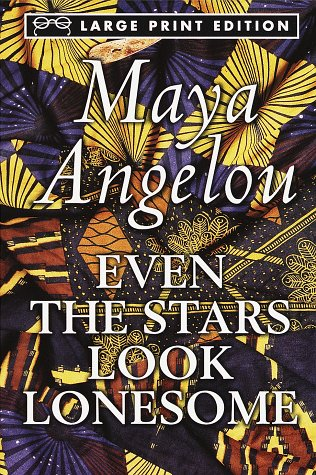 9780679774419: Even the Stars Look Lonesome (Random House Large Print)