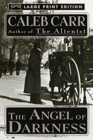 9780679774464: The Angel of Darkness (Random House Large Print)