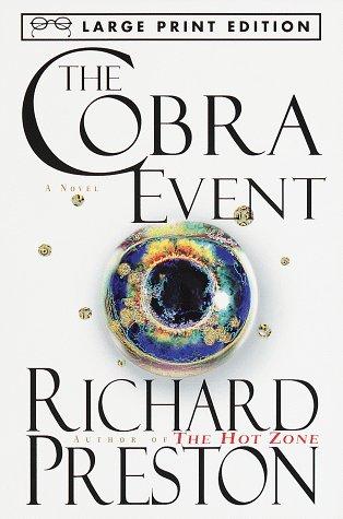 9780679774471: The Cobra Event: A Novel (Random House Large Print)