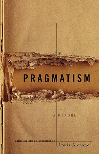 Pragmatism: A Reader: Louis Menand