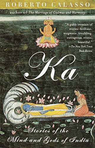 9780679775478: Ka: Stories of the Mind and Gods of India