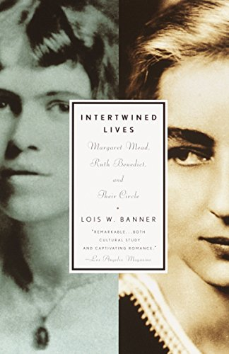 9780679776123: Intertwined Lives: Margaret Mead, Ruth Benedict, and Their Circle