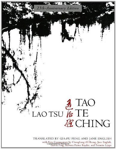 Tao Te Ching, 25th-Anniversary Edition (English and Mandarin Chinese Edition) (9780679776192) by Tzu, Lao
